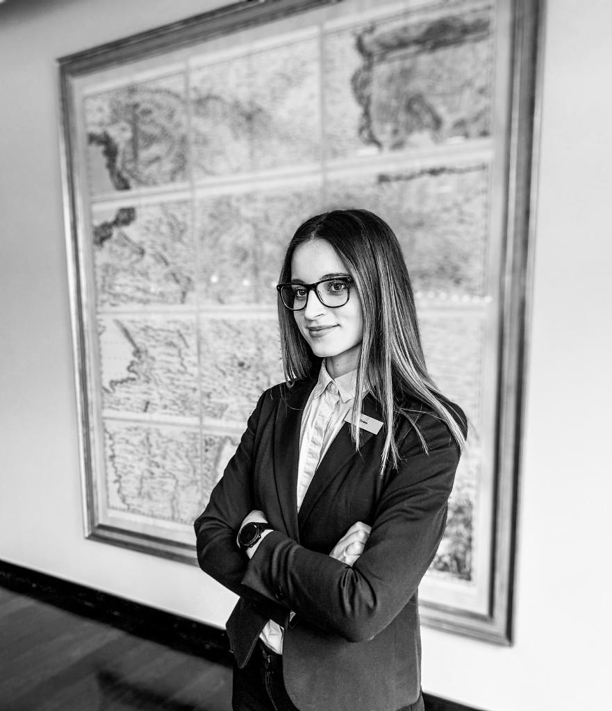 »I love my job because it helps me to grow professionally and personally. I learn a lot due to the variety of colleagues, clients and situations. « Matea Burazer, Weddings & Events Specialist #woman #womenenpowerment #sisterhood #ladies #amazingteam #fourpointsljubljana https://t.co/506HrVREAC