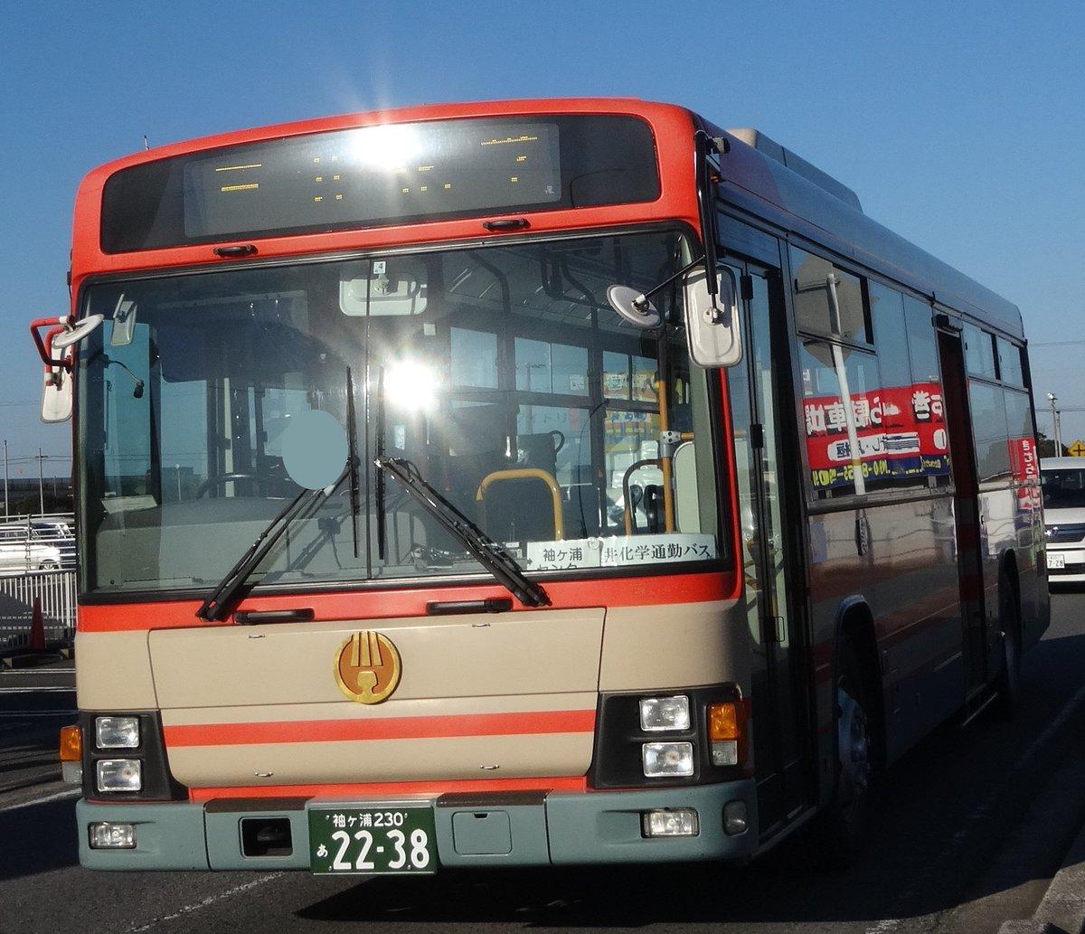 袖ヶ浦 バス ターミナル