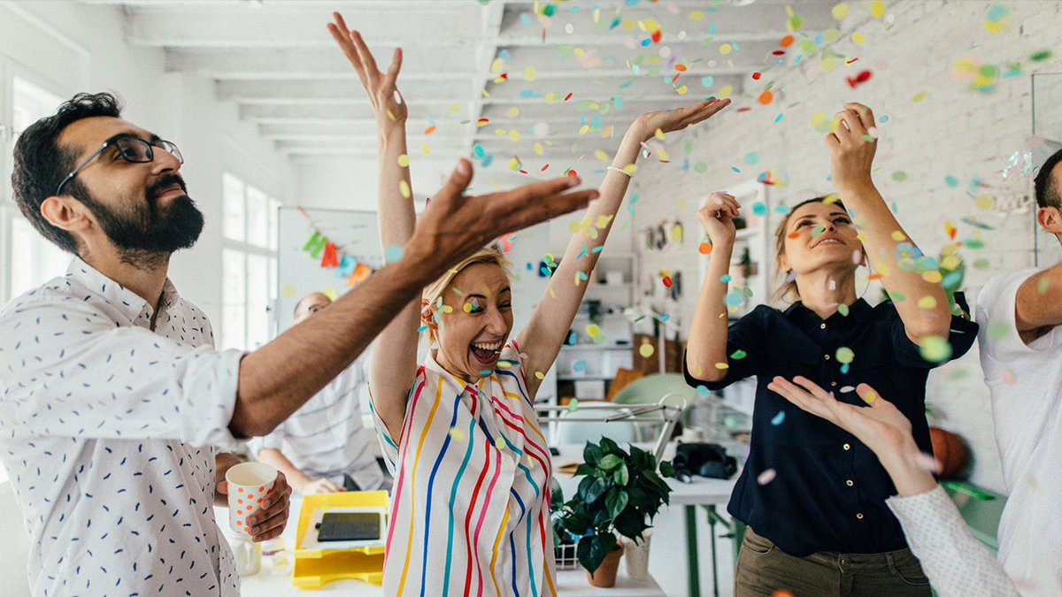 Throwing a party is a great way to celebrate #EmployeeAppreciationDay–and the good news is, it doesn't have to cost that much. Here are some tips on how to keep morale high and costs low. https://t.co/H32fMqr0gH https://t.co/BpKpiVS48t