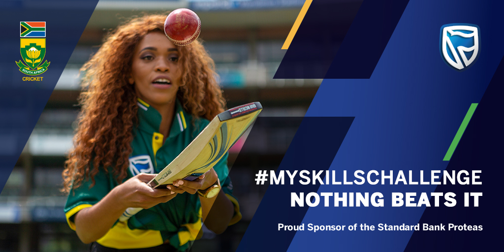 Congratulations @ThatoM79238079, @ReltinRooy, @MohaleCodyz, @ThembiG87! Your backyard cricket skills just won you an Instant Money voucher. Haven't uploaded your video? What are you waiting for? Post and tag us #MySkills#SBProteas *Ts&CsApply –http://bit.ly/39imWTBpic.twitter.com/Ej4irhMGB2