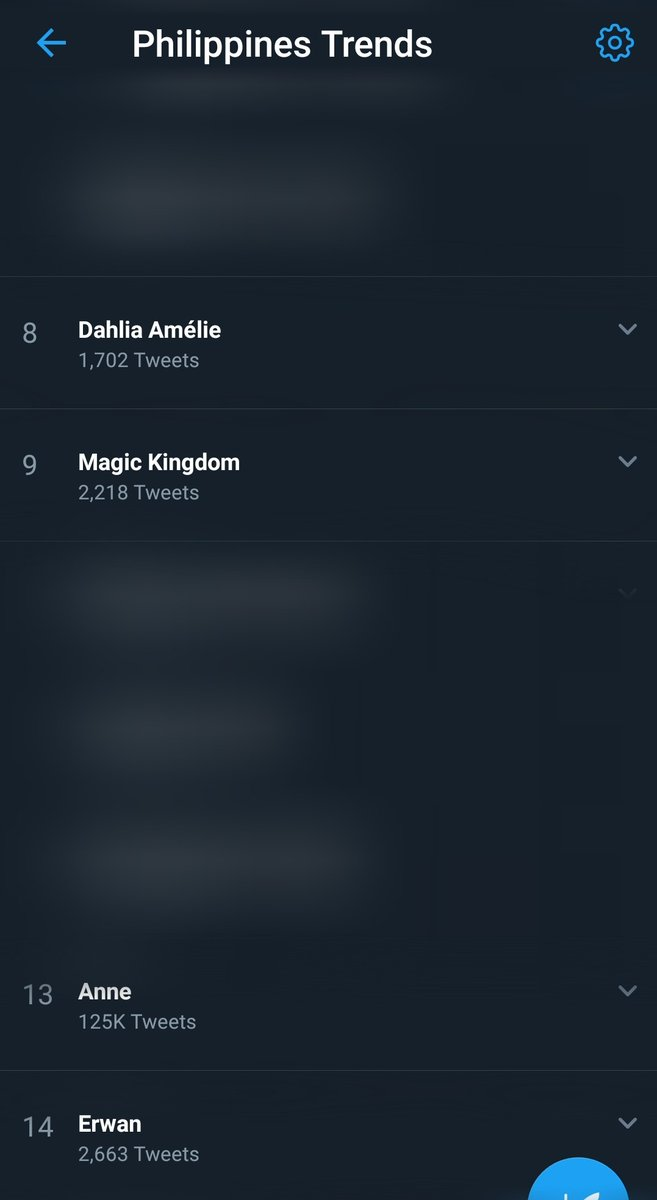 ICYMI: Dahlia Amélie, Magic Kingdom, Anne and Erwan all trended today! ❤️ Also,  1 million likes for baby girl's first photo. 💖  You are the peace and calm amidst the social media chaos, baby girl. ❤️  We can't wait to see your face. ❤️