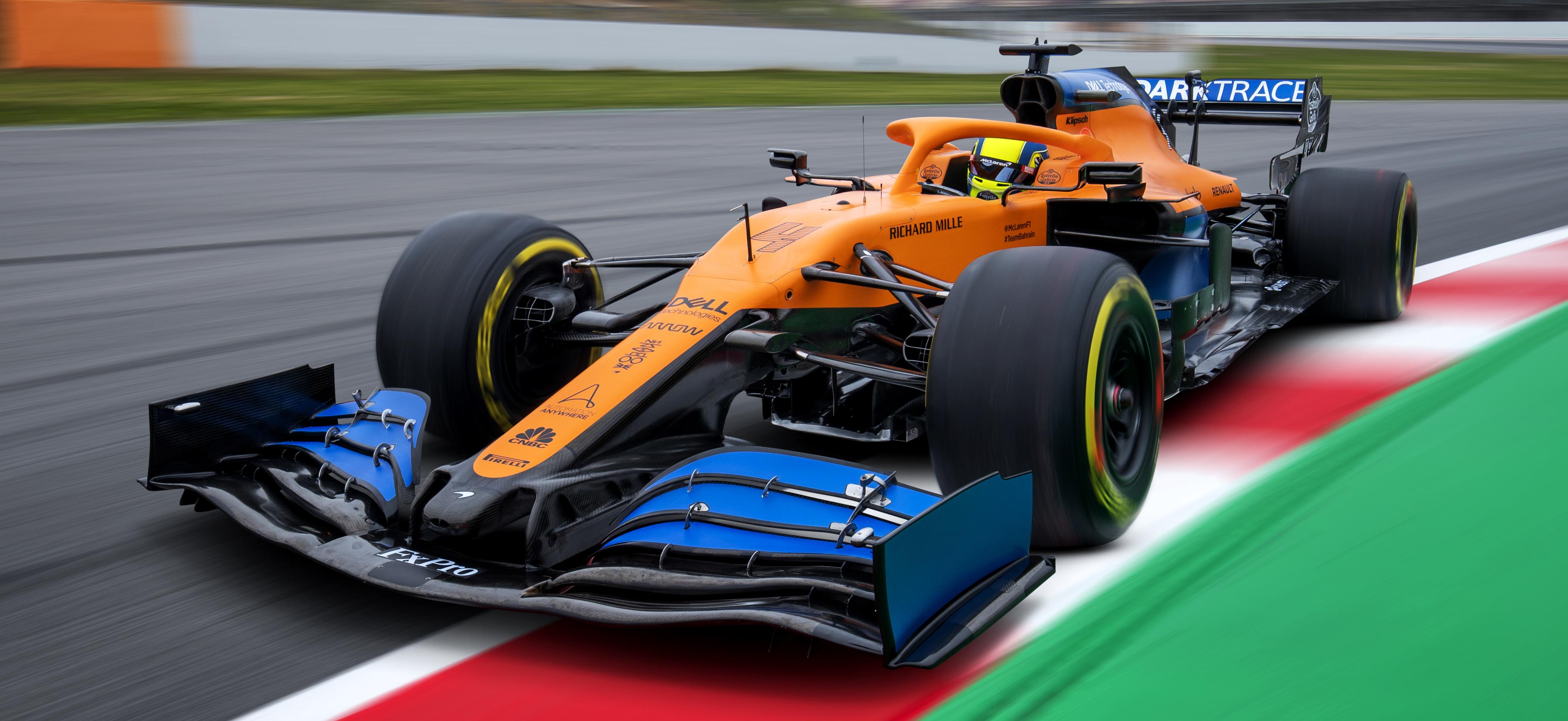 GP Australia anteprima McLaren