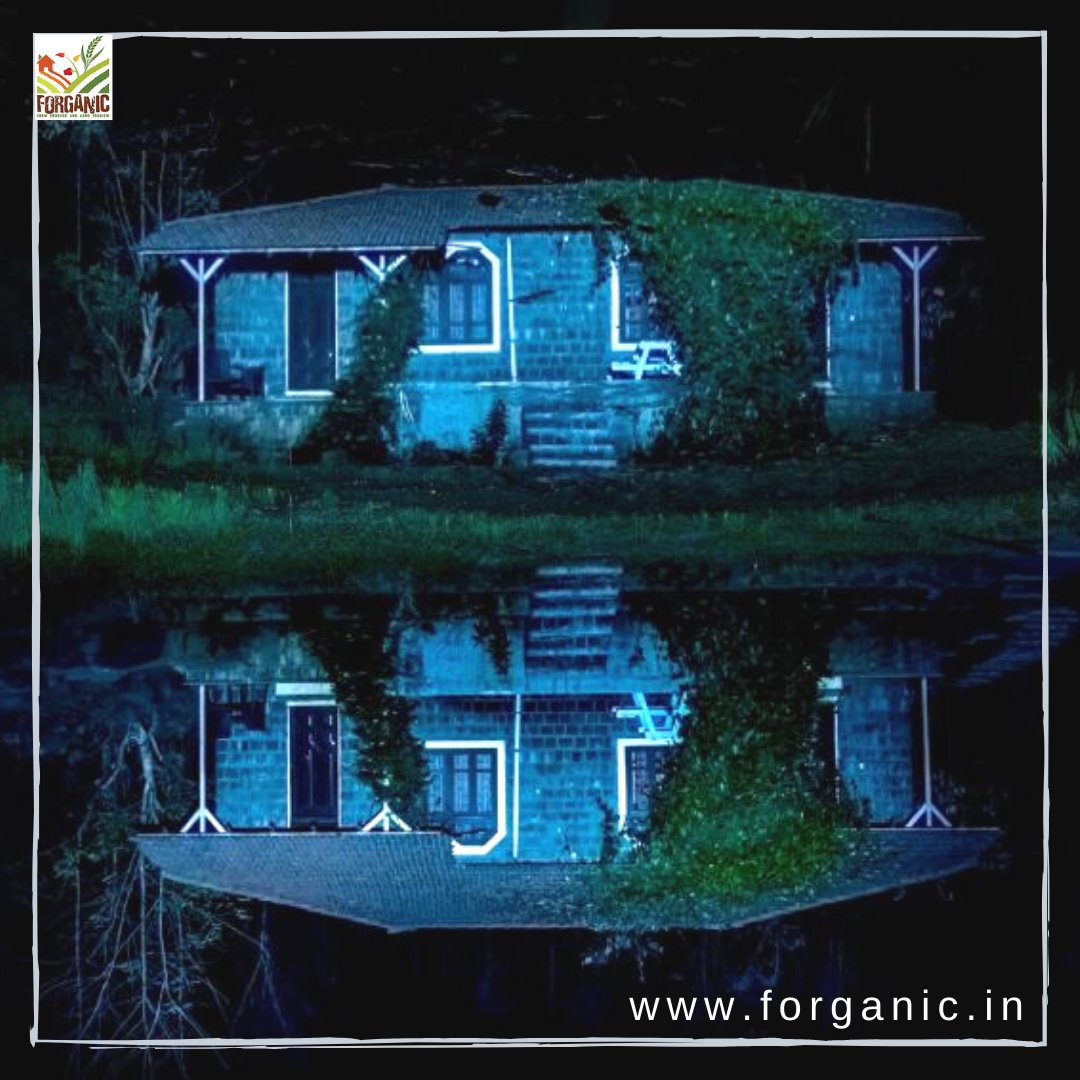 What about a romantic getaway in this beautiful cottage? Here you can feel the quietness of nature and forget the day-to-day stress. The smell of flowers and herbs will make you wish to stay here forever... https://t.co/nHkCBmHv2G . . . #forganic #khopoli #farmstay #mumbai https://t.co/cQYDDzSwK6
