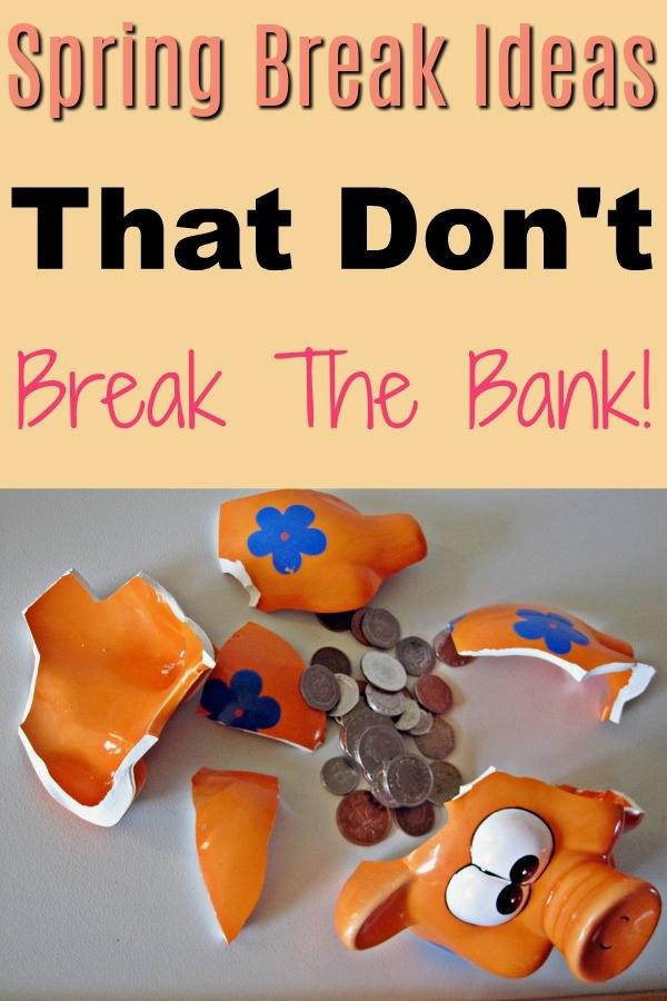 Spring Break Ideas That Don't Break The Bank!  http://bit.ly/2tYObzv  #bringbacksummer #bringonthesun #springbreak #warmweather #warmerweather #byewinter #lovetotravel #staycation #holidayweekend #minibreak #vacationideas #weekaway #winterescape #midweekbreakpic.twitter.com/PpHgoVp5k4