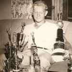 Image for the Tweet beginning: Of all the @jacknicklaus photos,