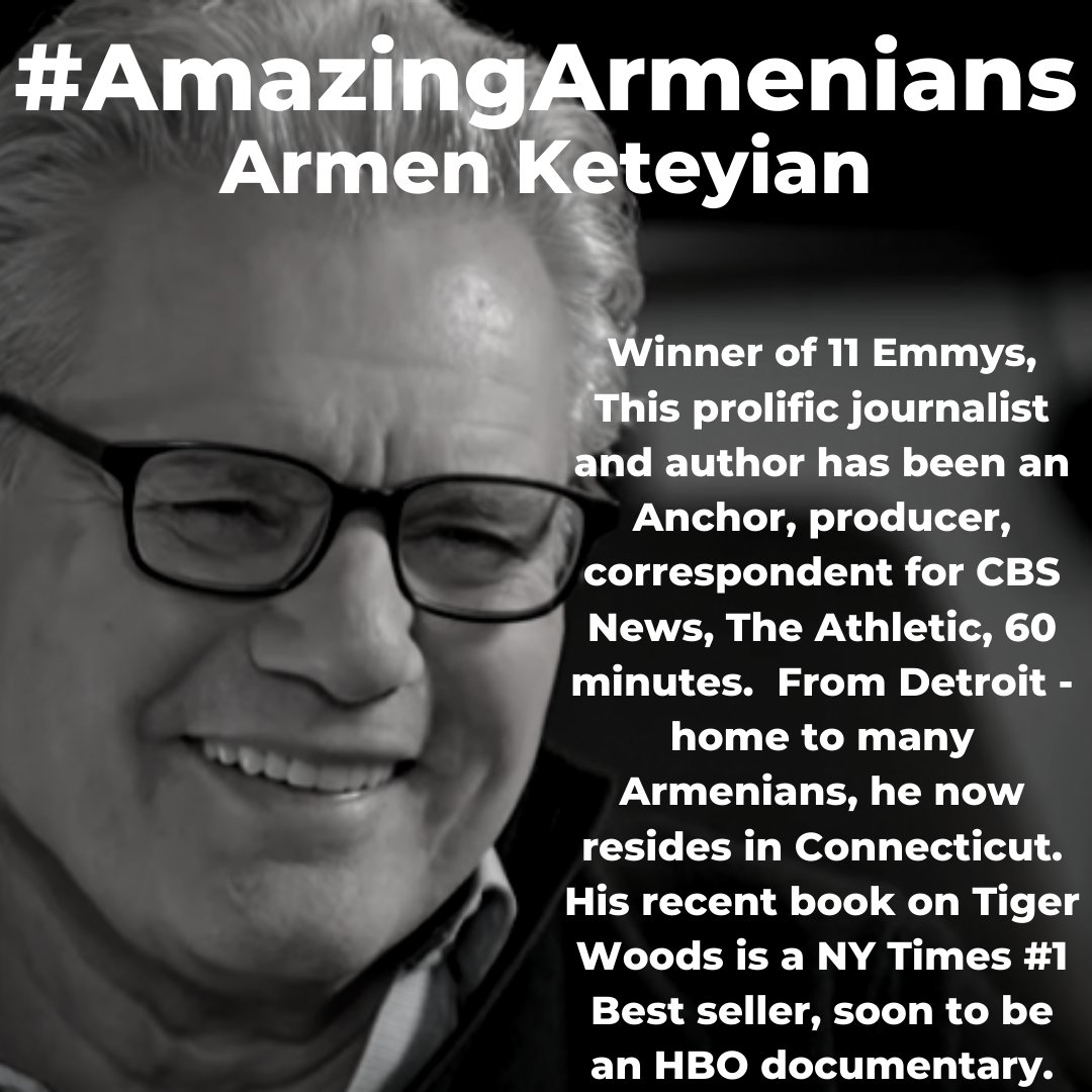 @ArmenKeteyian  is worth knowing! Today is his birthday!!! Happy Birthday to a truly #AmazingArmenian https://t.co/iIRV3u6T3P