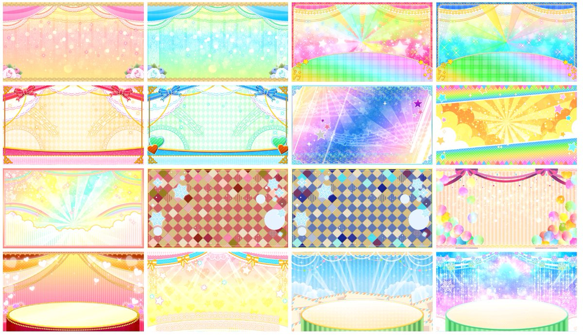 Love Live Idol Story On Twitter Our Gallery Of Backgrounds Has Just Been Updated To Include All The New Llsif Backgrounds Update Some Existing Ones Some Of Them Are