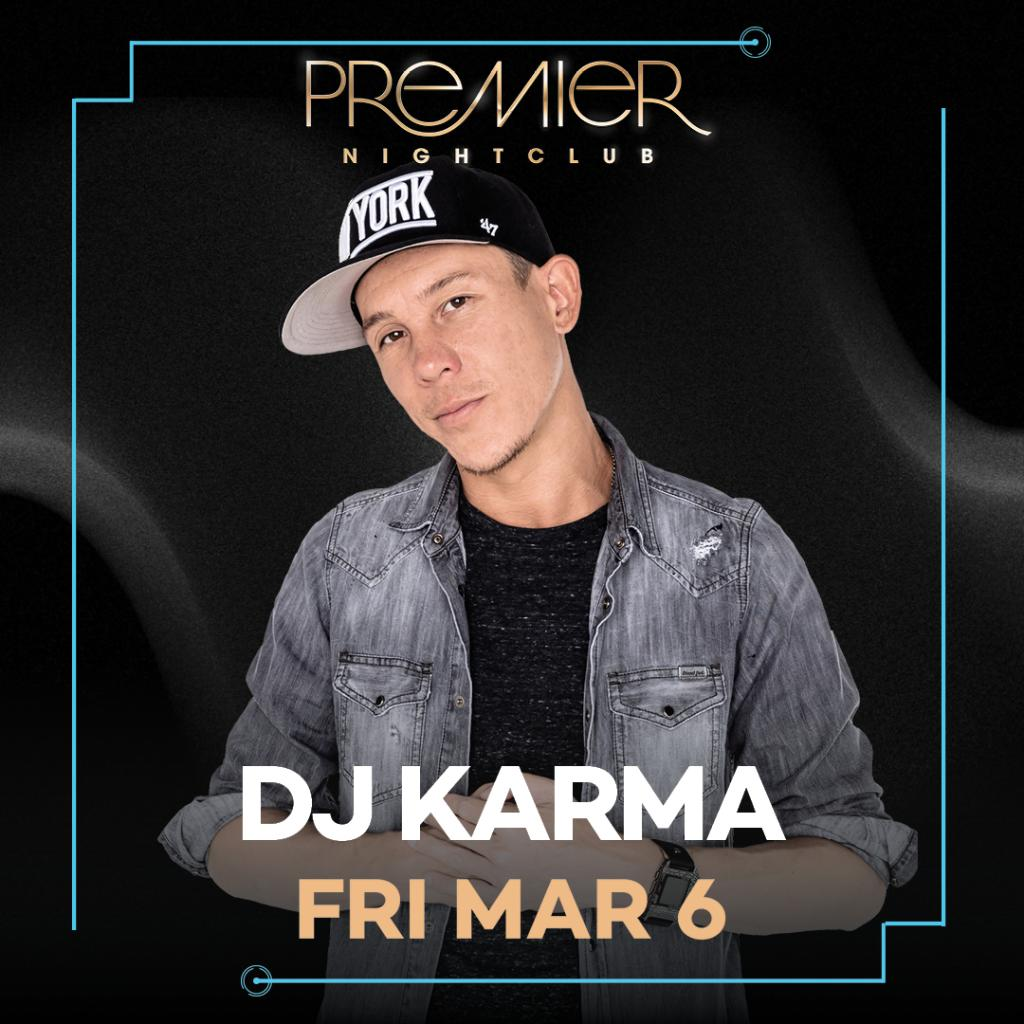 TGIF! Time to let loose under the chandelier tonight with @DJKarmaLV. Tickets: https://t.co/6eknjpNAww. https://t.co/jvqJHc6Xq9