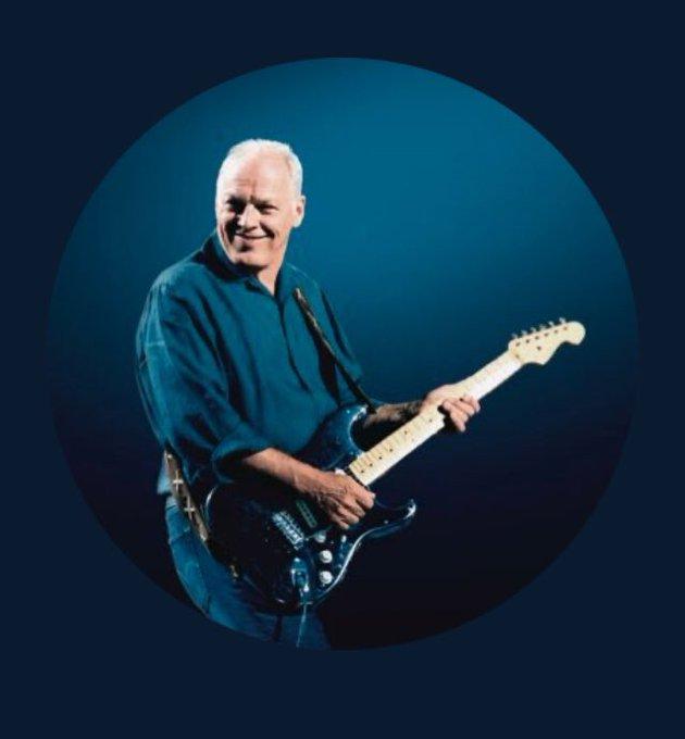 Happy birthday my dear idol ,  David Gilmour !! God bless you ...