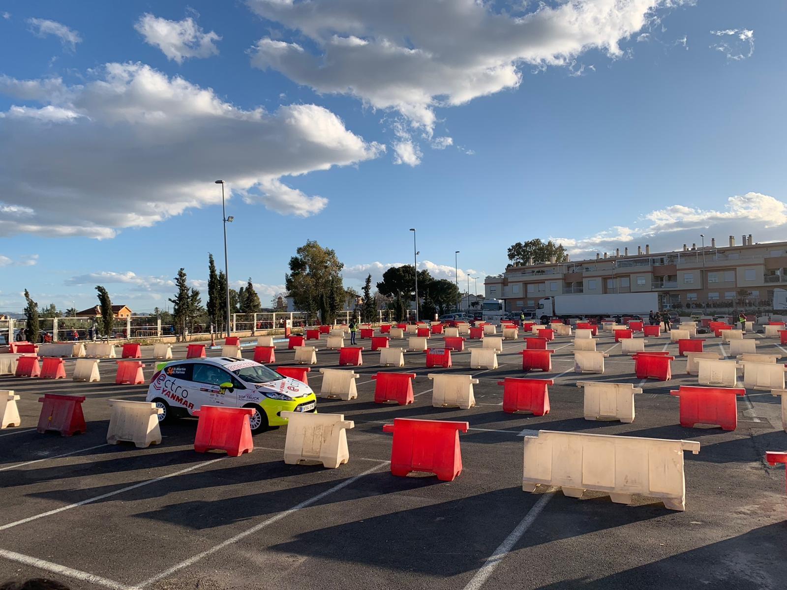 SCER + CERT: IX Rallye Tierras Altas de Lorca [6-7 Marzo] EScWpRlX0AEZ3lS?format=jpg&name=large