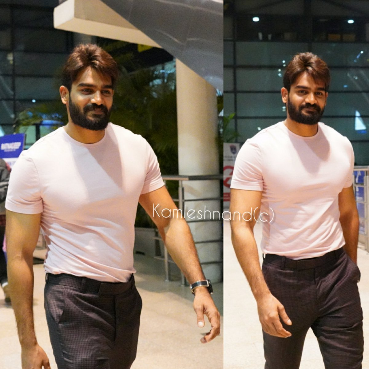 Tollywood star @ActorKartikeya papped at rgia back to hyd post wrapping schedule for #Valimai #style #actor @kamlesh_nand #kartikeya  #southcelebs #ThalaAjithfans #ThalaAjith_FC  #ThalaAjithpic.twitter.com/S17gishZoW