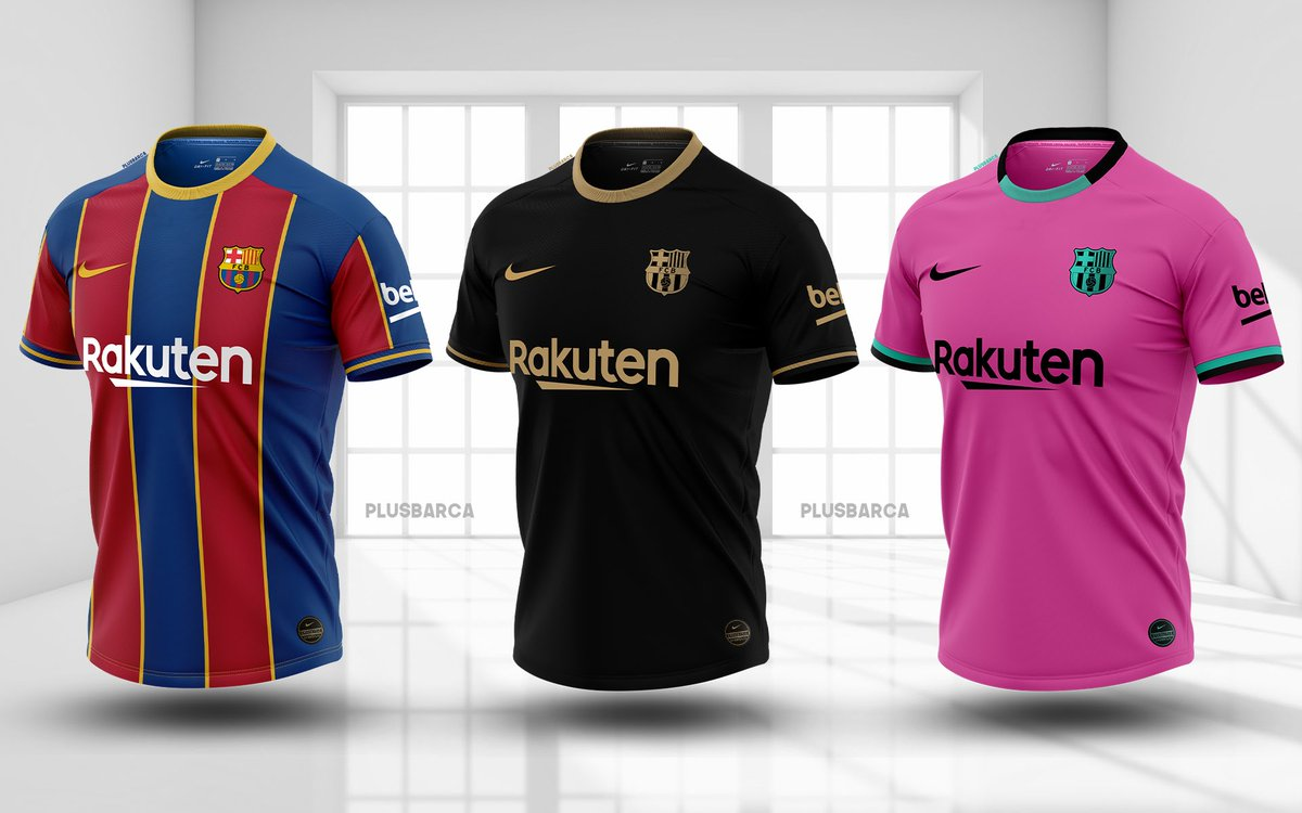 Barca On Twitter Barcelona S 2020 21 Kits Your Favorite Jersey