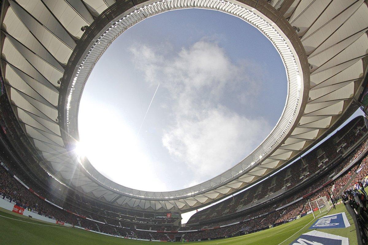 📌 ¿Dónde se respira ya aire de partidazo? 🙌 ¡Nos vemos este sábado en el estadio para vibrar con el #AtletiSevillaFC!  🔴⚪ #AúpaAtleti https://t.co/Gn4rcUfAc5