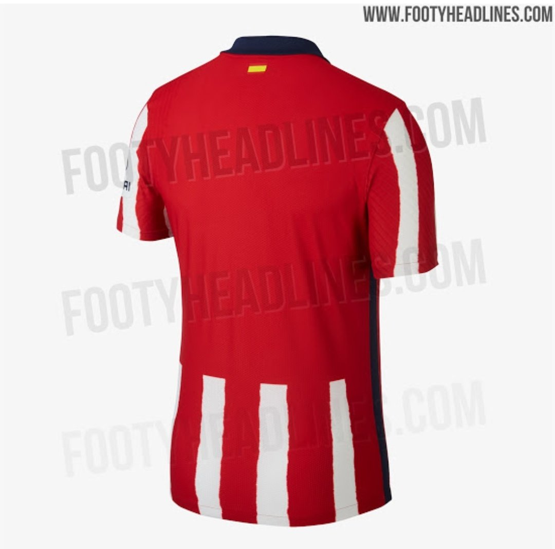 playera azul del atletico de madrid