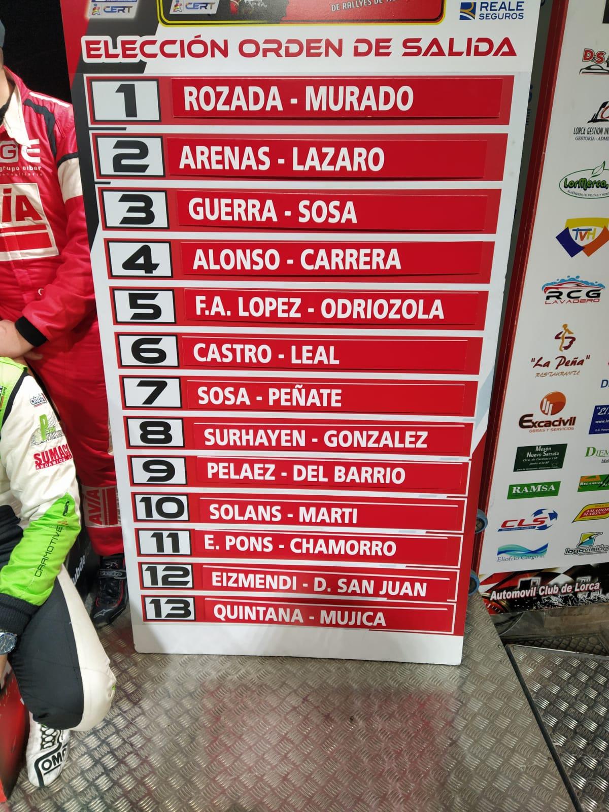 SCER + CERT: IX Rallye Tierras Altas de Lorca [6-7 Marzo] EScxWreXQAA7BtI?format=jpg&name=large