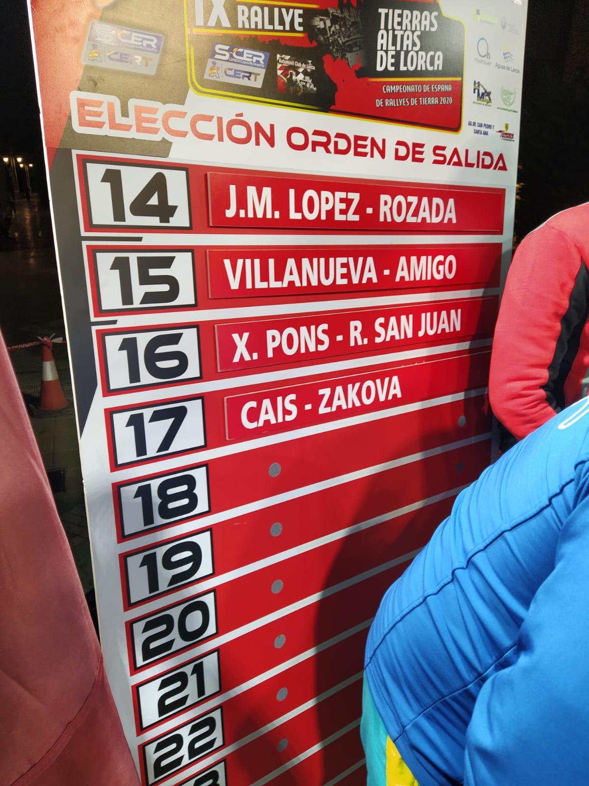 SCER + CERT: IX Rallye Tierras Altas de Lorca [6-7 Marzo] EScxXY2WoAEZn3V?format=jpg&name=large