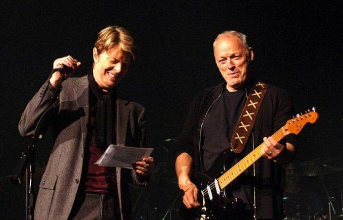 Happy birthday to David Gilmour!