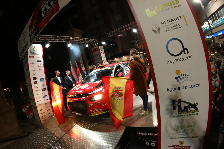 SCER + CERT: IX Rallye Tierras Altas de Lorca [6-7 Marzo] - Página 2 ESdLUdZXQAYV1tH?format=jpg&name=large