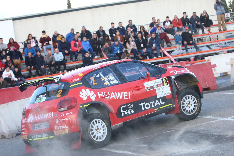 SCER + CERT: IX Rallye Tierras Altas de Lorca [6-7 Marzo] ESdLUdaXcAYW5W4?format=jpg&name=large