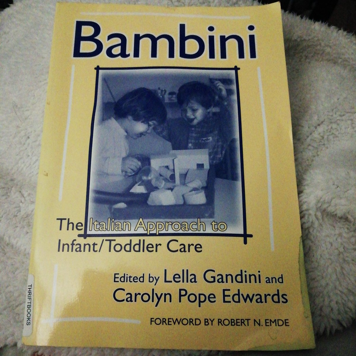 My new bedtime reading ❤️#reggioemiliainspired #learningeveryday #bambini