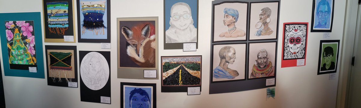 More great work from TJHS artists!!!