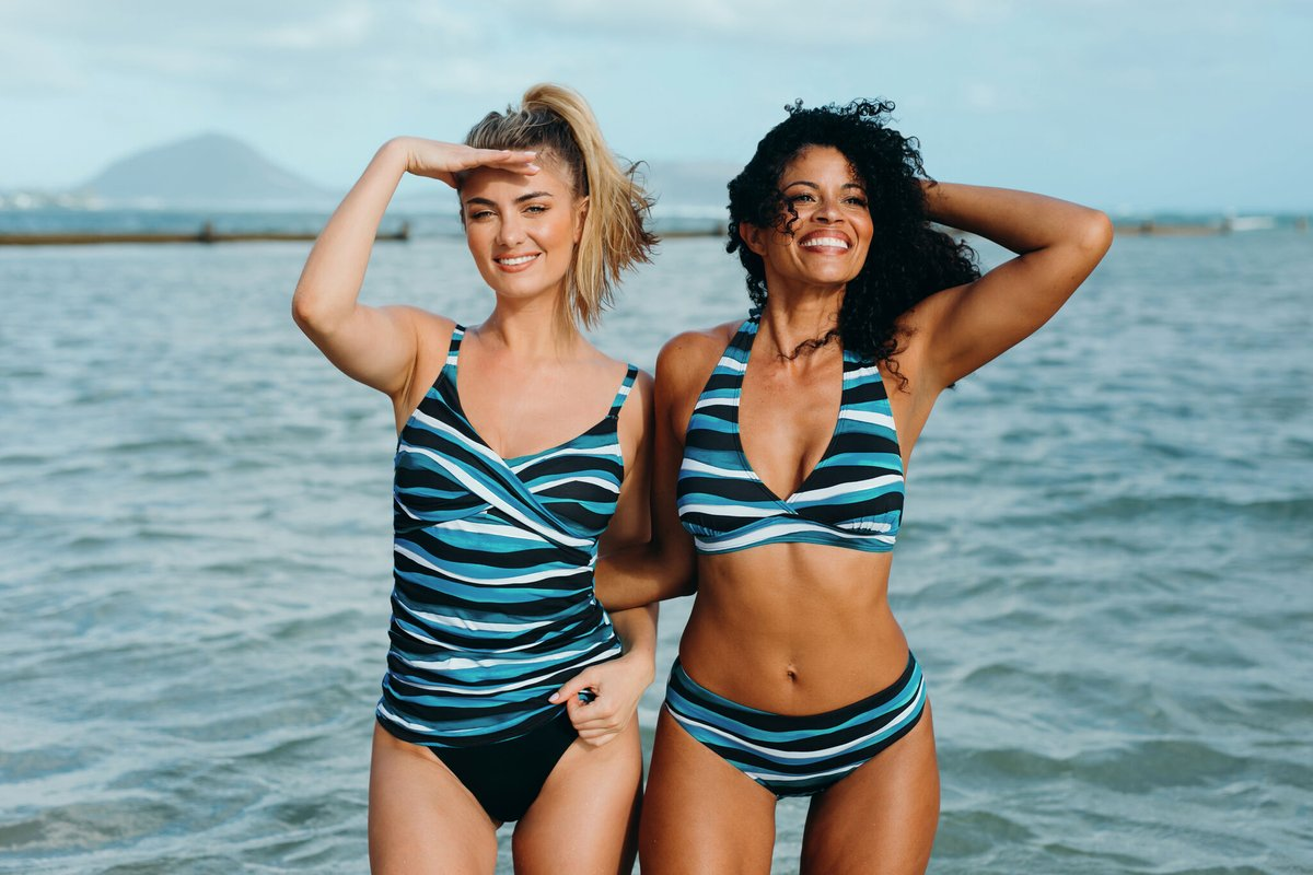 Feel Good Friday ✨ We've got you, babe. We're here to celebrate you for everything you are💙 Happy Women's Week! Swimco   Canadian born, family owned, FEMALE led. https://t.co/hY46rO8qea