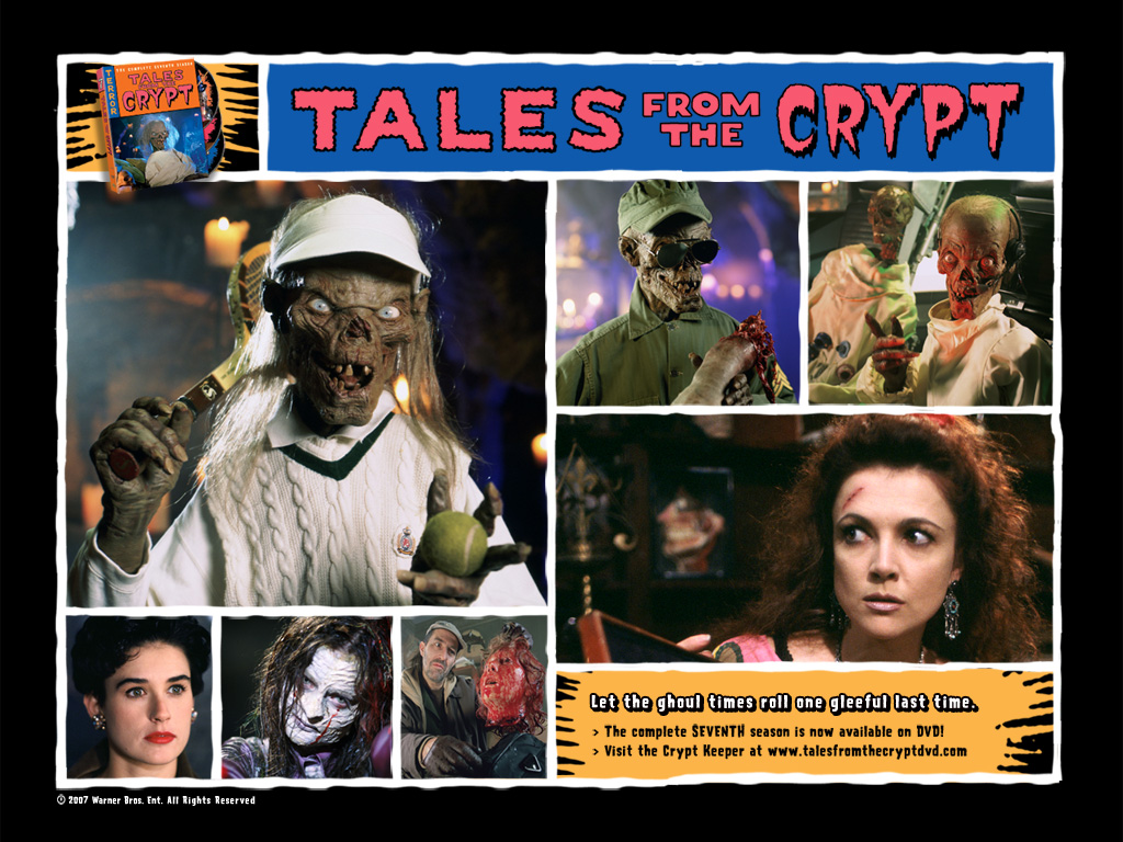 Tales From The Crypt On Twitter This Is A Desktop Wallpaper