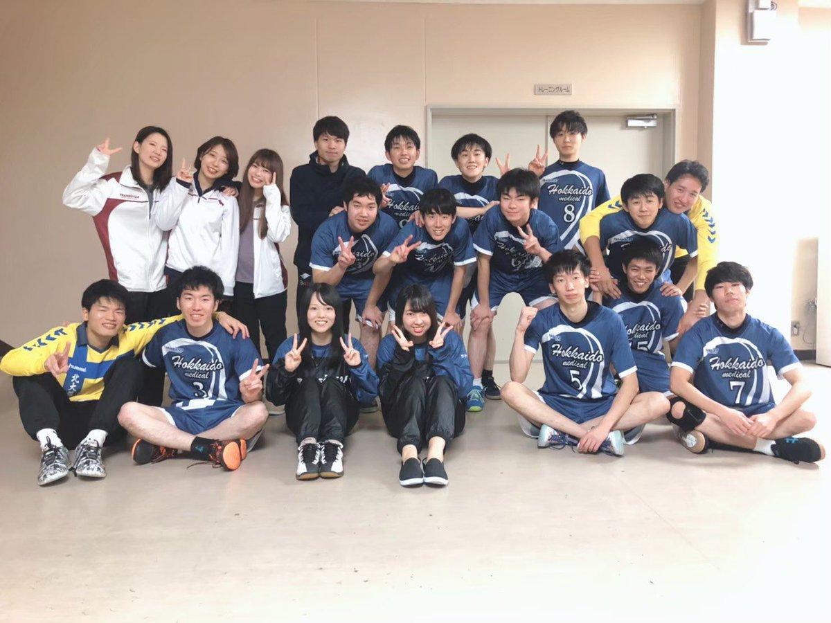 北大医学部ハンドボール部 (@HU_Med_handball) | Twitter