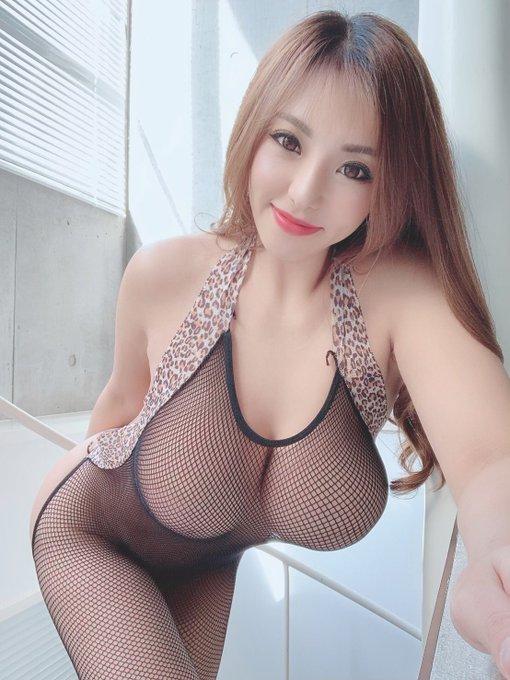 AV女優さくら悠のTwitter自撮りエロ画像43