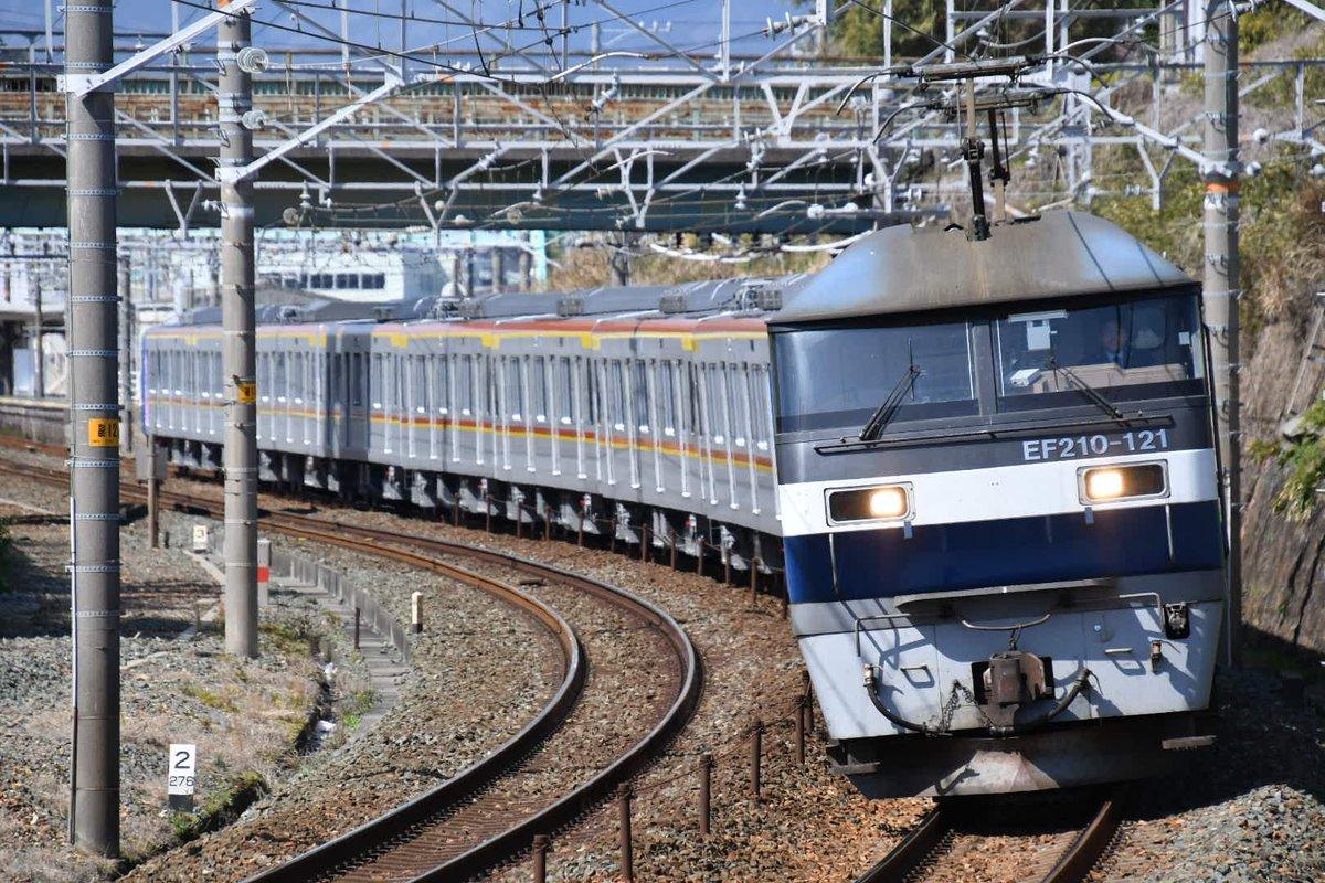 【東京メトロ】17000系甲種輸送