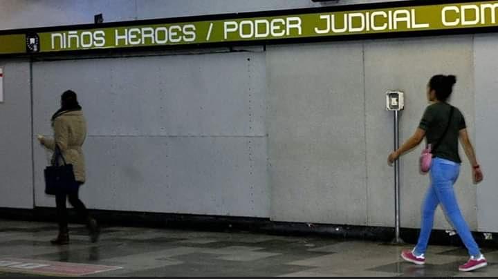 De la Ciudad de México se paraliza el servicio