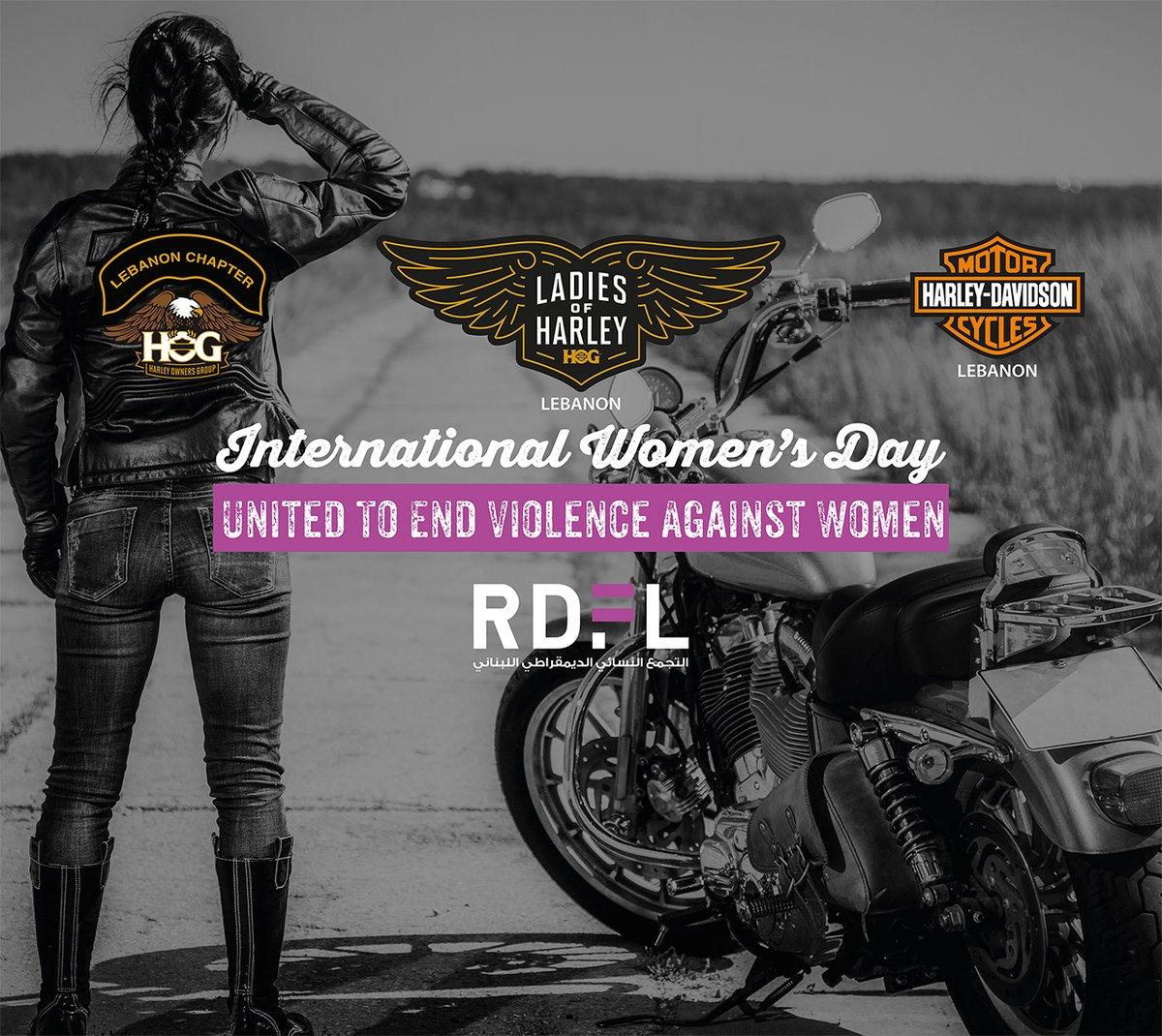 Of hog ladies Harley Owners