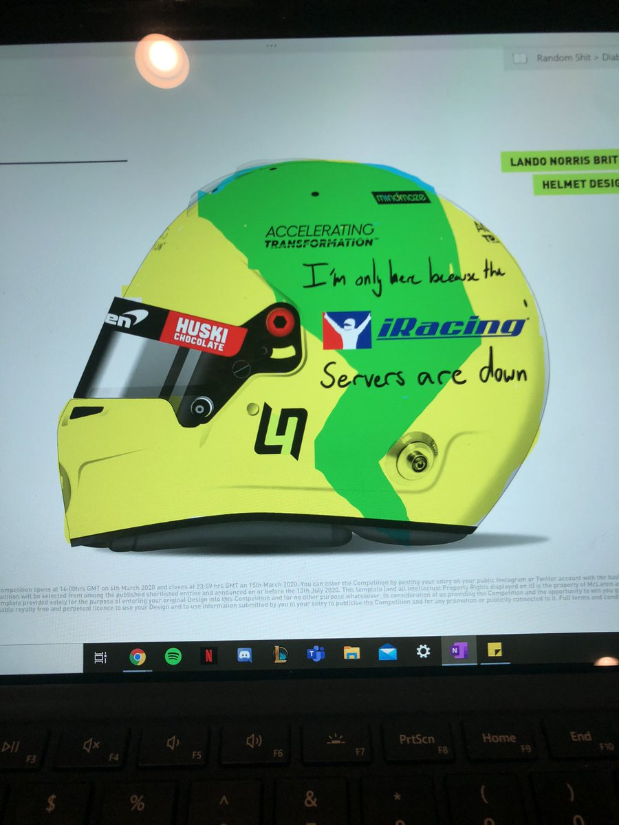 @LandoNorris I think I have the one. #L4NDODesign https://t.co/qCgwKWKm4o