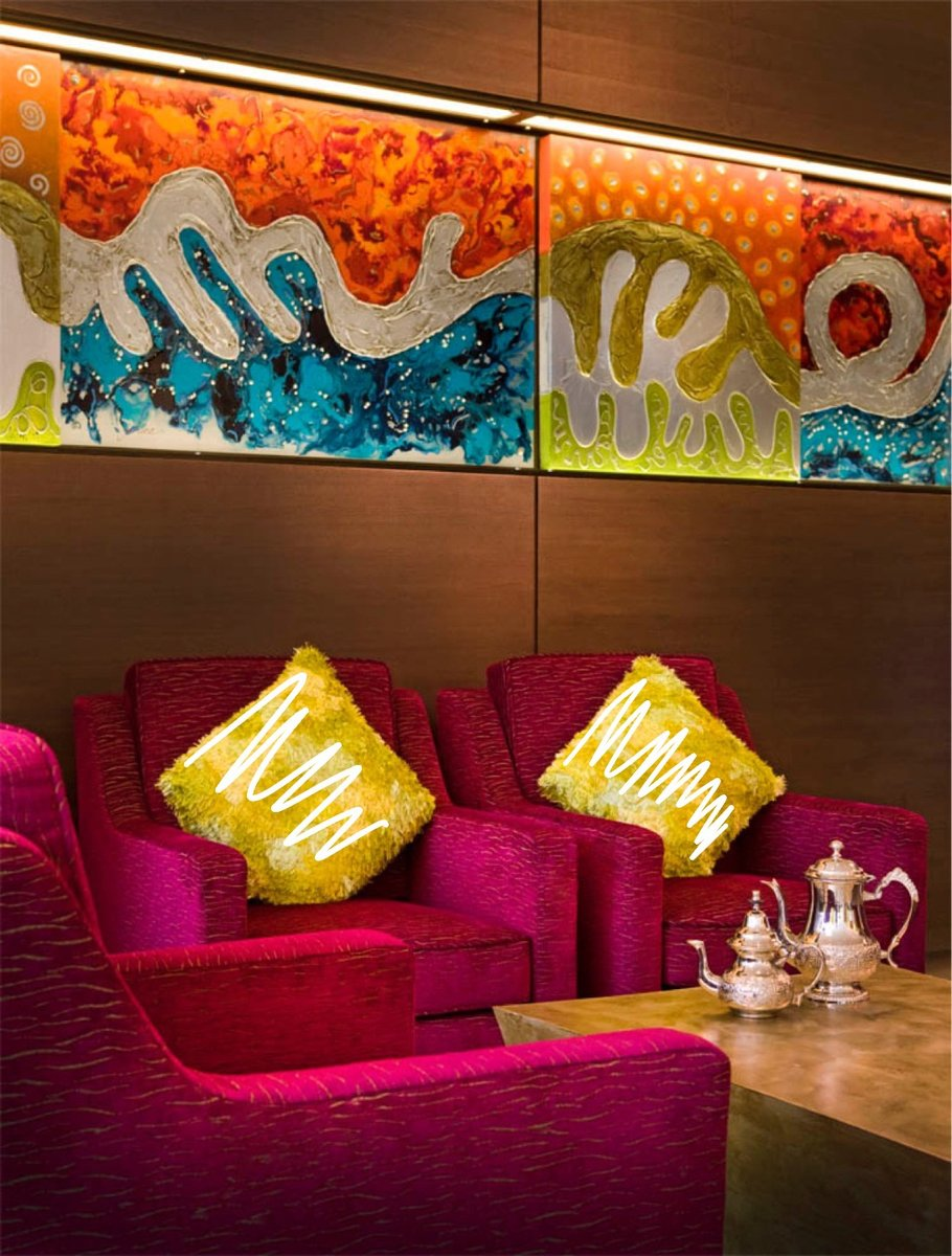 Light up your mood at the lobby lounge ضيء مزاجك في اللوبي لاونج https://t.co/sLqpQAVRTB