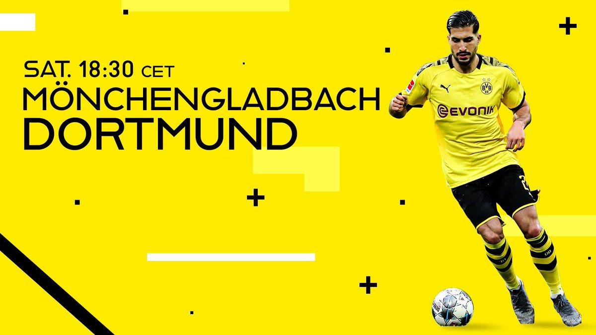Matchday 💪🏽! @BVB #EC27 #weCan