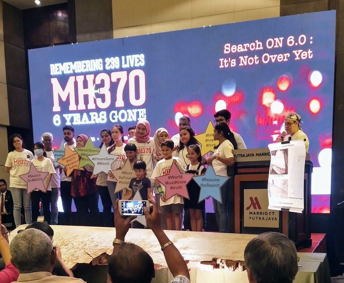 Resultado de imagen para MH370 6th anniversary