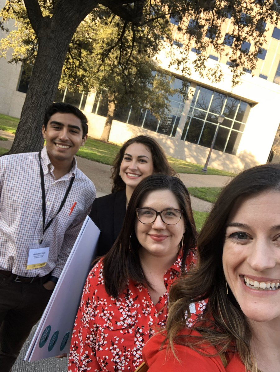SWAD SQUAD! Couldn't have done it without this crew and many more! #SWADTX2020