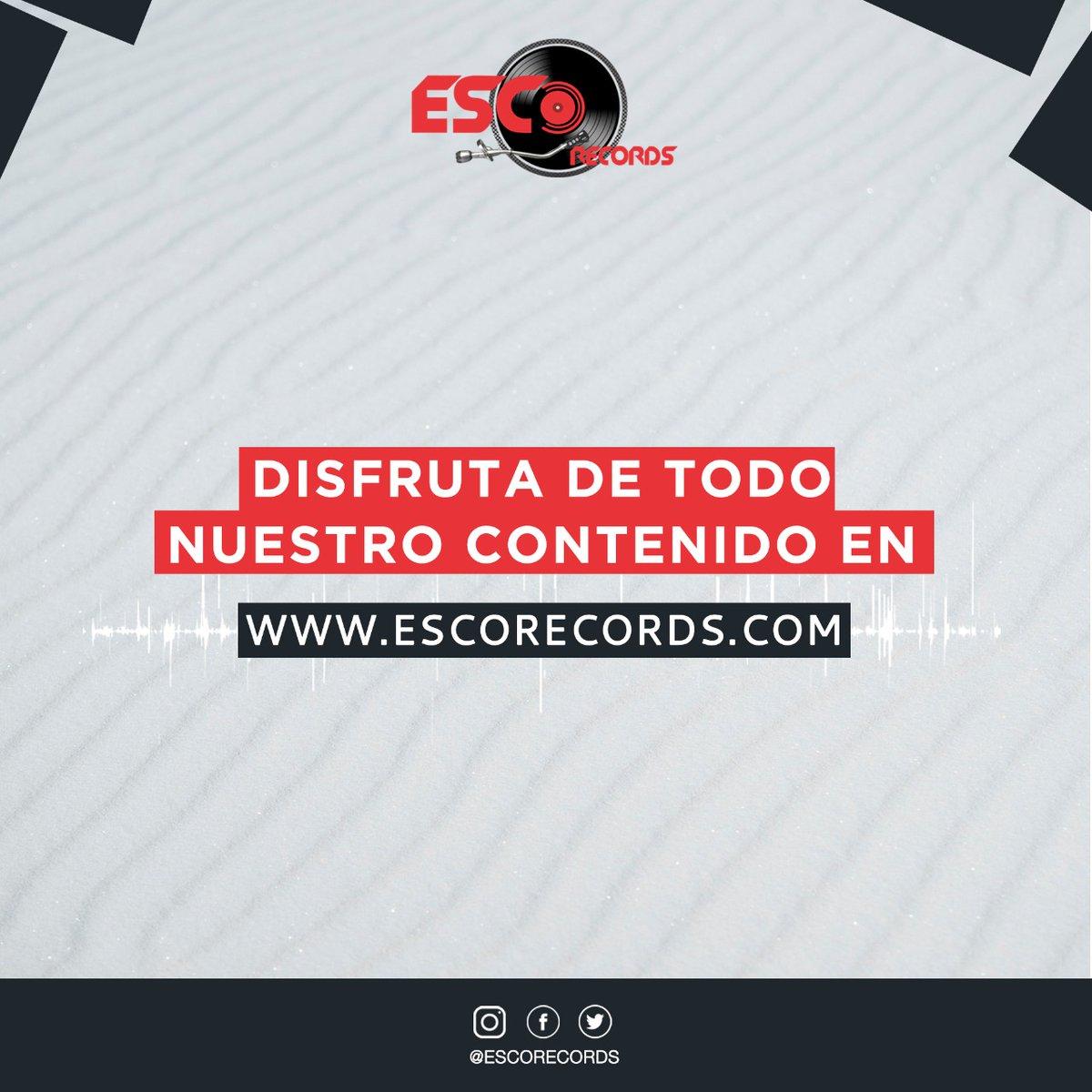 Encuentra nuestros ultimos lanzamientos y mucho más en http://www.escorecords.com pic.twitter.com/g5Hqa1lNca
