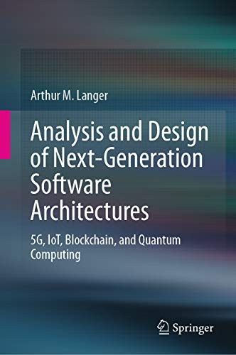 Pdf Read Analysis And Design Of Next Generation Software Architec