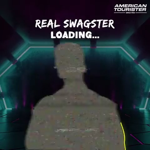ATTN: We just spotted a swagster on the prowl! His music is fast, yet people call him slow. Take a wild guess and tell us who he is in the comments below with #SwagMeraAmericanTourister!