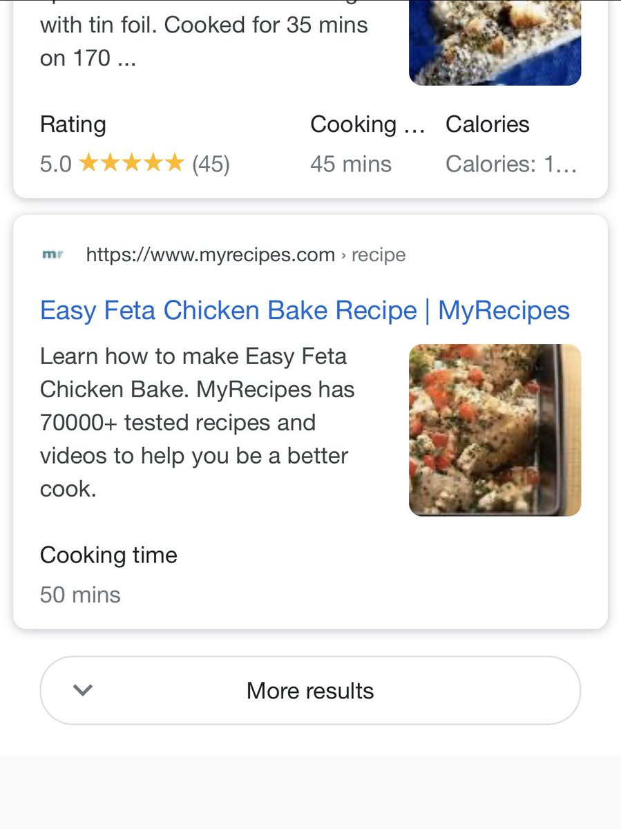 """Just had the """"more results"""" test by Google rather than """"next page"""" 😮😮 - could be a game changer for SEOs everywhere although it's been in testing for 2 years now!  #SEO #DigitalMarketing #Search #SearchMarketing https://t.co/jwXTjPUBM9"""