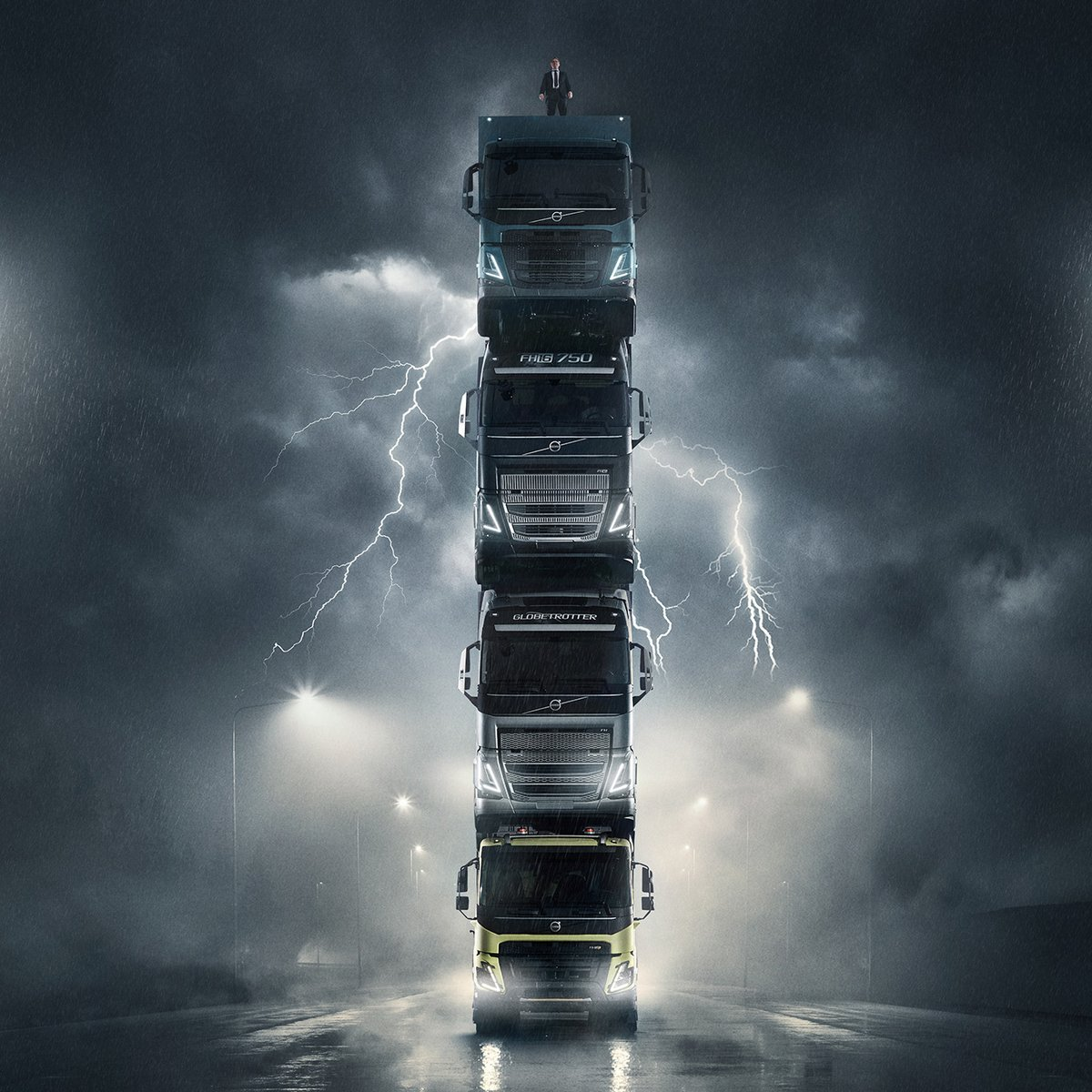 Volvo Trucks On Twitter This Time We Go Big We Re Launching Four New Trucks Let Us Present The New Volvo Fh Fh16 Fm And Fmx