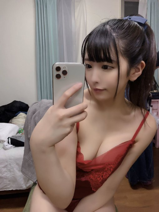 AV女優倉木しおりのTwitter自撮りエロ画像45