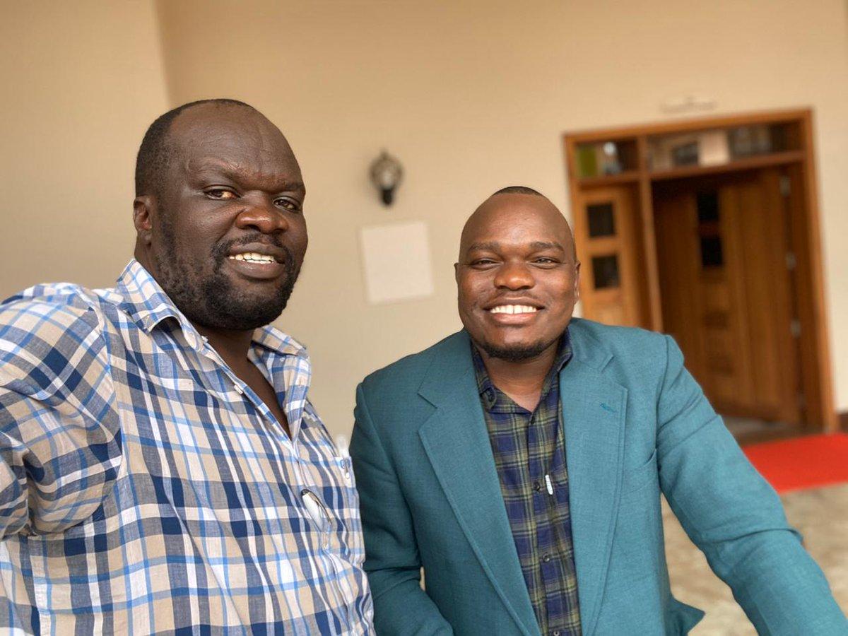 "Lord Abraham Mutai on Twitter: ""Lord Abraham Mutai meets Robert Alai wuod  Onyango. Cartel network and decentralized digital dispensation tu. Tuko  imara… https://t.co/Znj9Cw44kF"""