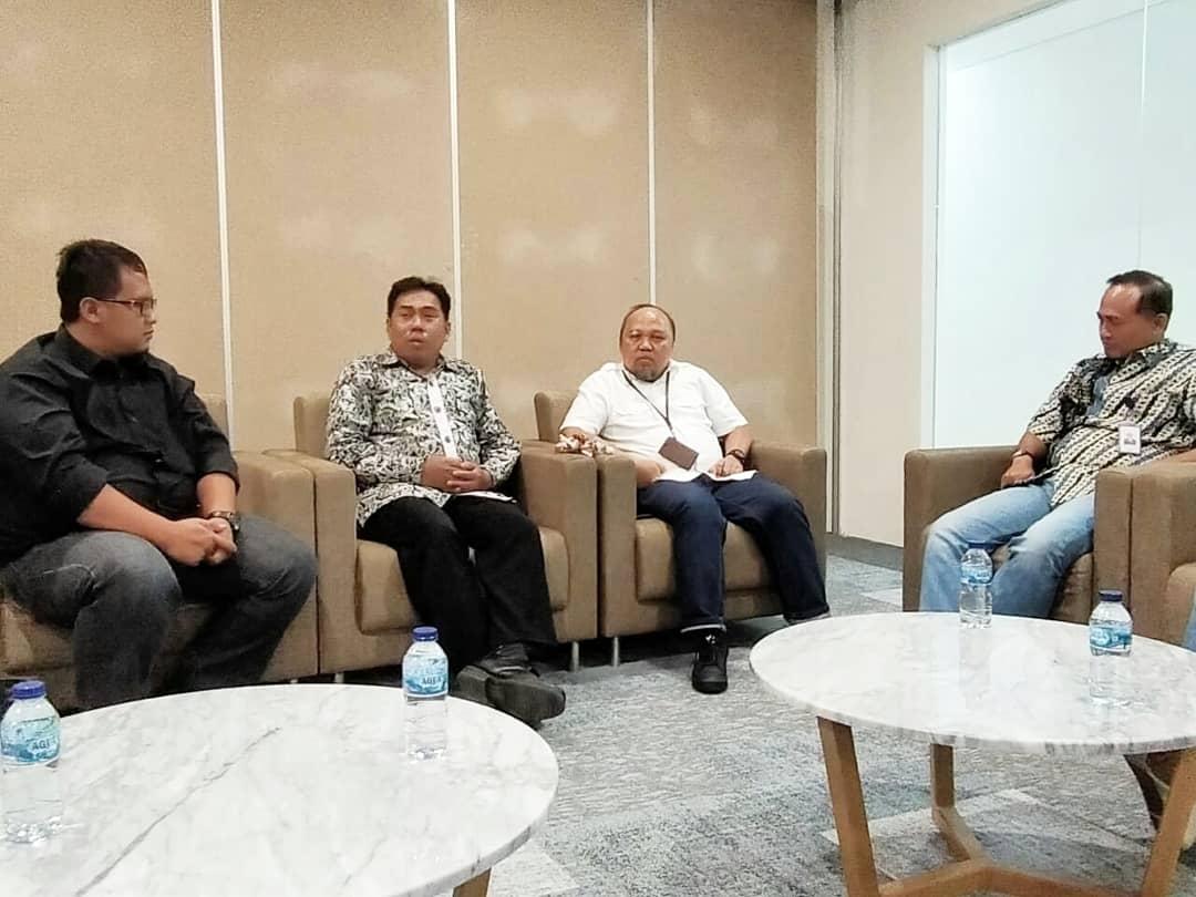 Meet up weet Mr. Pandu / GM Angkasa Pura I YIA   #pesonamagelang #yia #Yogyakarta #Airport