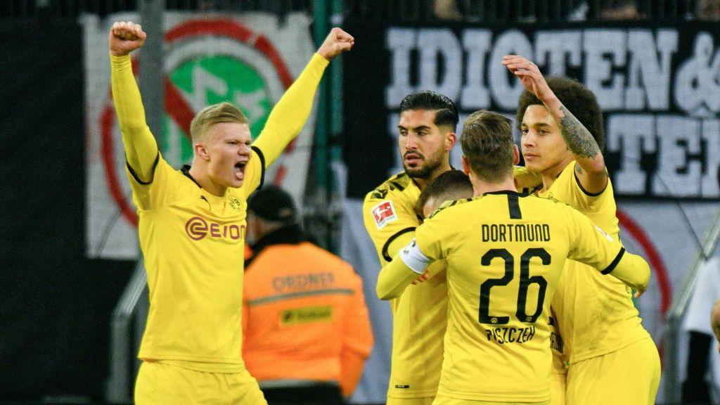 Xem lại M'gladbach vs Dortmund, Bundesliga – 08/03/2020
