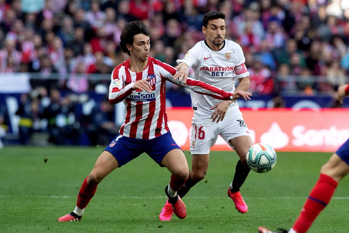 Xem lại Atletico Madrid vs Sevilla highlights & video full match