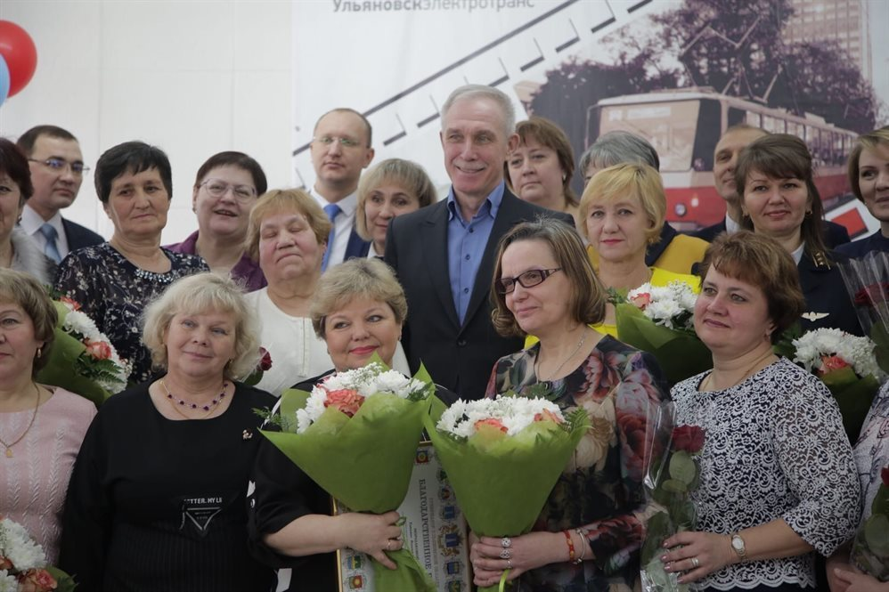 Поздравление губернатора ульяновска