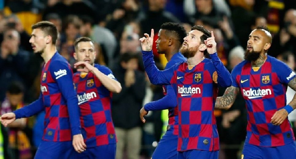 Xem lại Barcelona vs Real Sociedad Highlights, 08/03/2020