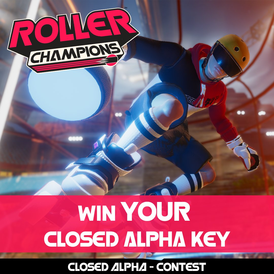 [Contest] Looking for another chance to get into our Closed Alpha? We thought so!  Follow, Comment #RollerChampions and RT for a chance to win a Closed Alpha key!   Contest End: 12 PM PDT l 3 PM EST l 8 PM UTC on March 9   We will select 10 random winners. https://t.co/o8YLRP0vpo
